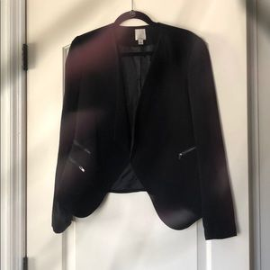 Cropped Halogen blazer